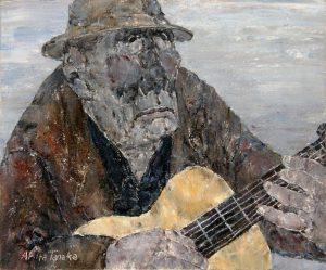 Akira Tanaka | Le guitariste, 1968