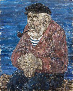 Akira Tanaka | Pêcheur vénitien, 1975