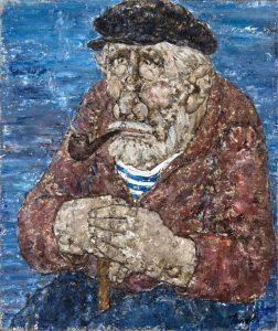 Son œuvre | Pêcheur vénitien-2, 1980