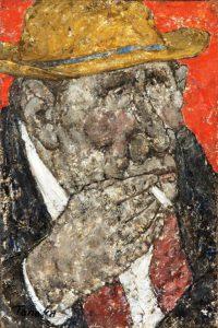 Son œuvre | Portrait d'homme espagnol, 1972